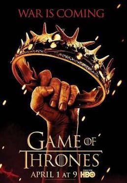 Игра престолов 2 сезон Game of Thrones (2012) HDTVRip